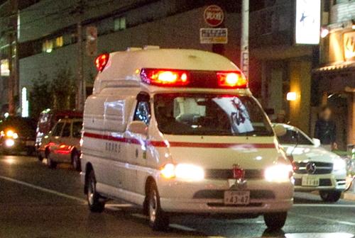 音 救急車 サイレン