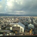 京都タワー展望台から見える景色とは?
