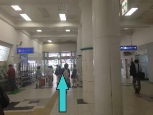 JR三宮東口2