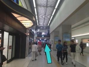 JR三宮駅雨2