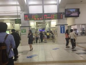 jr三宮中央口