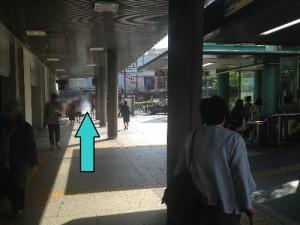 JR三宮駅中央口3