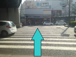 JR三宮駅中央口4