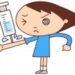 授乳中にインフルエンザ予防接種は受けてもいいの?