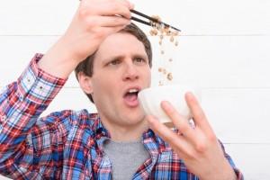 納豆食べ過ぎ
