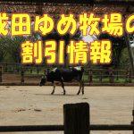 成田ゆめ牧場の料金!割引クーポンのお勧めはこれだ!!